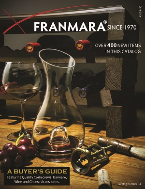 Franmara's Catalogue 34 with over 400 NEW Items